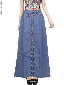 RA396 Rok Jeans Anak Tanggung 8-12th