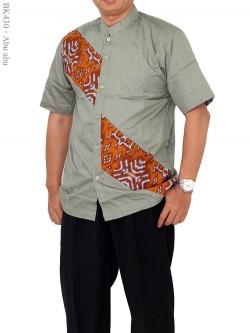 BK430 Baju Koko Albatar Batik